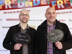 Marcus Frömmrich, Enno Heidtmann