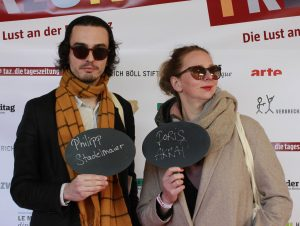 Philipp Stadelmaier, Doris Akrap