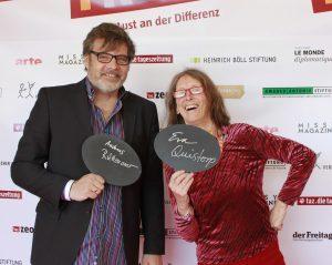 Andreas Rüttenauer, Eva Quistorp