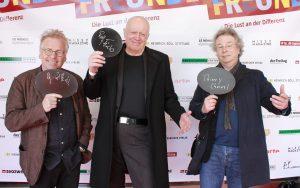 Daniel Cohn-Bendit, Ralf Fücks, Thierry Chervel