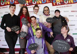 Laura Méritt, Polly Fannlaf und Co. vom Freudenfluss Network