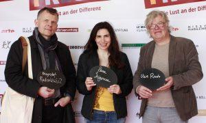 Krzysztof Ruchniewicz, Dana Grigorcea, Uwe Rada