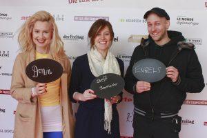 Donata Kindesperk, Stefanie Baumeister, Engels