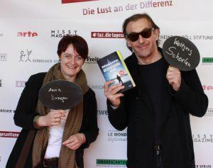Anna Hunger, Wolfgang Schorlau