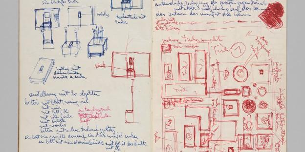 3_Hermann_Nitsch_Manuskript_1965