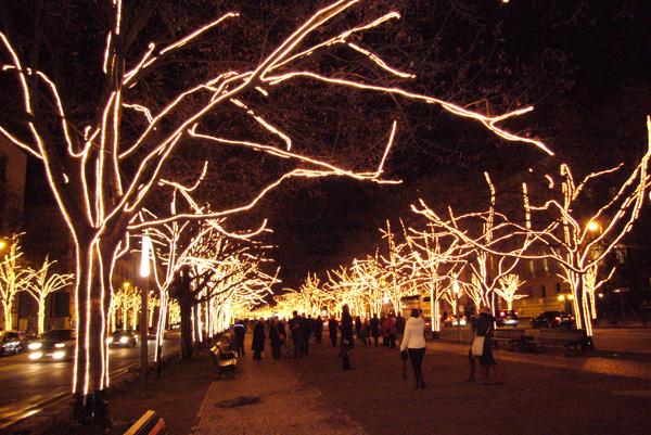 Weihnachtsbeleuchtung München.Schröder Kalender Weihnachtsbeleuchtung 5