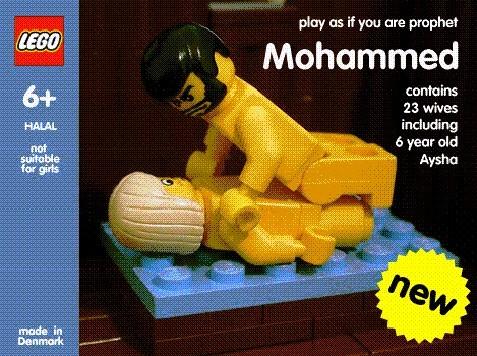 Lego MOhammed